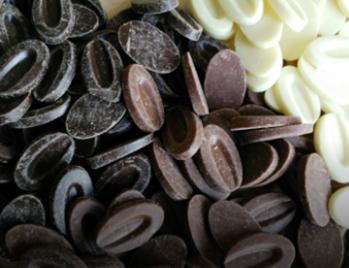 Chocolat de couverture de patisserie